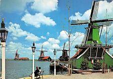 BT1171 zaanstad holland netherlands de zaanse sebans  windmill mill windmolen