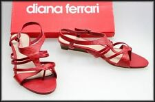 Diana Ferrari Wedge Sandals Heels for Women