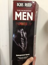 Pump-Penis-Enlargement-Enhancer-Enlarger-Extender **discreet packing**