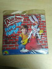 """Who Framed Roger Rabbit """"Blow Up Buddy"""", Giant 36"""" Character, Durable 1988"""
