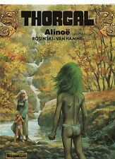 THORGAL 8. Alinoë. ROSINSKI - Lombard 1985 - EO. NEUF