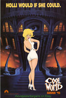 dsit COOL WORLD MOVIE POSTER ADVANCE + 9 MORE POSTERS