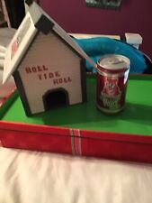 Decorative Bird House With Alabama Dr. Pepper Can