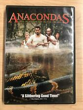Anacondas - The Hunt for the Blood Orchid (DVD, 2004) - E1111