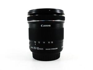 Canon EF-S 10-18mm f/4.5-5.6 IS STM (SKU:1143631)