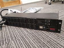 APC AP7822 Metered Rack PDU 32A 230V 12x C13 & 4x C19