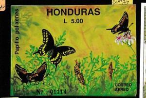 Honduras Butterfly SC C812 MNH (1eyz)