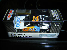 2019 Clint Bowyer #14 TOCO Warranty Ford Mustang 1/64 Diecast NEW IN STOCK