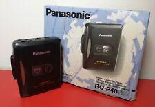 Panasonic RQ-P40 Personal Cassette Player, Walkman, Retro, 90s