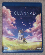 Clannad / Clannad After Story Complete Season 1 & 2 Collection Blu-ray New