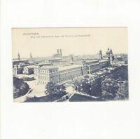 AK Ansichtskarte München / Blick vom Armeemuseum - 1907