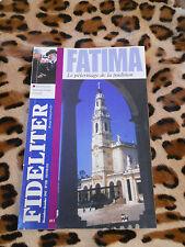 Revue - FIDELITER n° 120, 1997 - Fatima