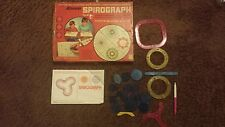 Kenners Spirograph + Extras From Another Set