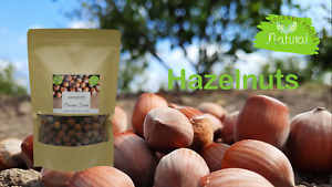 Hazelnuts in Shell 2021HARVEST!!! 1kg,Buy Natural Products ,Free UK Mainland P&P