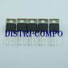 TIC106M Thyristor TO-220 600V 5A PMC (lot de 5)