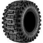 (2) 20X11-9 REAR 6 PLY Radial XC Tires NEW ATV Raptor 350 660 700 YFZ 450