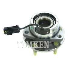 Wheel Bearing and Hub Assembly-FWD, 4-Wheel ABS Front Timken HA590070