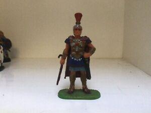 Preiser Elastolin Roman General or Centurion. toy soldier. 70mm