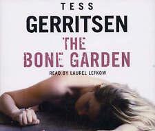 TESS GERRITSEN - BONE GARDEN - 3CD Audiobook new sealed free postage