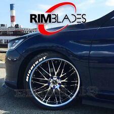 NEW 2020  Rimblades Car Tuning Alloy Wheel Rim Protectors Tire Guard Line Rubber