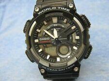 Men's CASIO Analog / Digital Water Resistant Watch w/ New Battery