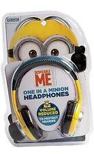 KidDesign Universal Despicable Minions Over Ear Headphones