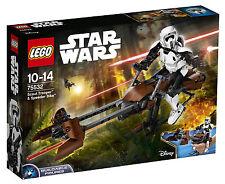LEGO Star Wars Scout Trooper & Speeder Bike 2017 (75532)