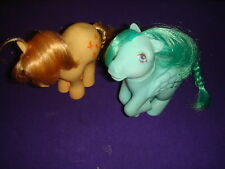 Vintage My Little Pony G1 Pegasus Butterscotch 1982