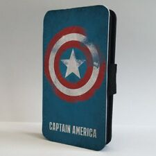 Captain America Shield FLIP PHONE CASE COVER for IPHONE SAMSUNG