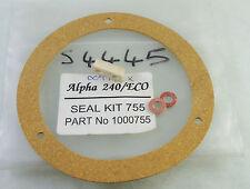 Alpha 240/500 Fan/Flue Seal Kit 755 61000755 (K81)