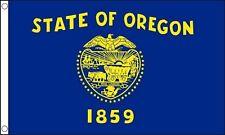 Oregon State United States of America 5'x3' Flag