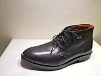 CLARKS boots lacet cuir noir NEUVE Valeur 165E Pointures 41,42,42.5,43, 44,44.5