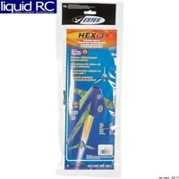 Estes 7263 Hex-3 Rocket Kit Skill Level 3