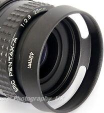 ZEISS Biotar 2/58mm Oreston 1.8/50mm PANCOLAR 1,8/50mm fit E49 Metal Lens Hood