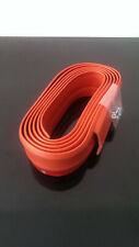2,5m Universal Spoilerlippe Frontlippe Spoiler Gummilippe Rot