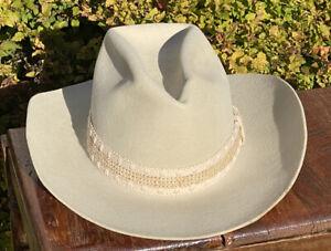 Vintage Stetson XXXXX Men's Sz 7-1/4 Western Cowboy Hat