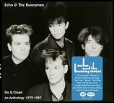 Do It Clean: An Anthology 1979-1987 by Echo & the Bunnymen (CD, Apr-2015, 2 Discs, Salvo)