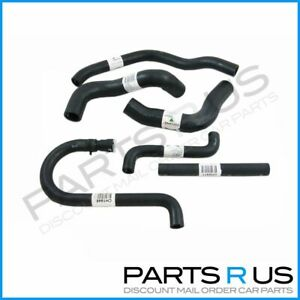 Radiator Hoses Kit/Cooling Pack for Ford Falcon EF EL 4.0L 6 cyl  Fairmont NF NL