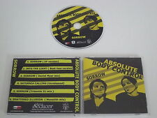 ABSOLUTE BODY CONTROL/SORROW(SLEEPLESS/DAFT NONE) CD ALBUM