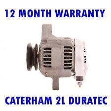 Caterham 2L Duratec Benzin 35 Amp Rennwagen Wiederaufgearbeiteter Generator