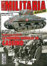 Armes Militaria Magazine No.43: Premiere Bataille de Monte Cassino Fotos/Bilder