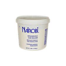 Nairobi Replenishing Hair Relaxer Regular Formula, 4lbs