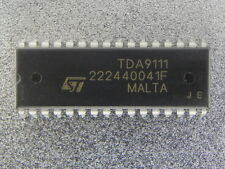 ST Microelectronics TDA9111 I2C Deflection Processor of Multisync Monitors