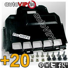 Citroen C5 (2001-2004) Petrol UNDER ENGINE COVER  ---new--HDPE--  + CLIPS