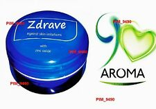 Aroma Cream Zdrave with Zinc Oxide Against Skin Irritatons – 30g