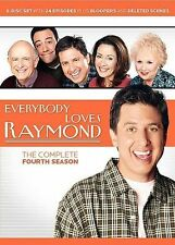 Everybody Loves Raymond - The Complete Fourth Season (DVD, 2005, 5-Disc Set)