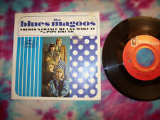 BLUES MAGOOS Pipe dream 45 & Picture Sleeve 1967 Garage From Electric Comic Book