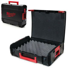 Milwaukee M18 Fuel Stackable Case with Foam inserts