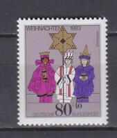 GER49 -  GERMANY STAMPS 1983 CHRISTMAS MNH