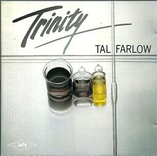 "Sealed TAL FARLOW TRIO CD - ""Trinity"" - Columbia, 1977, Out of Print Import"